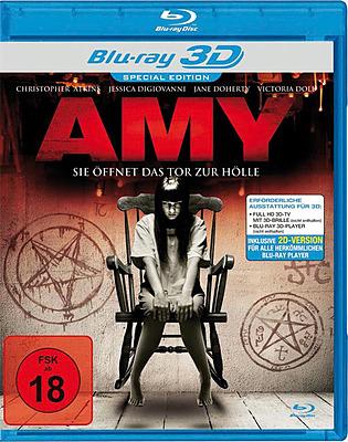 Einfach und sicher online bestellen: Amy - Sie öffnet das Tor zur Hölle 3D in Österreich kaufen.
