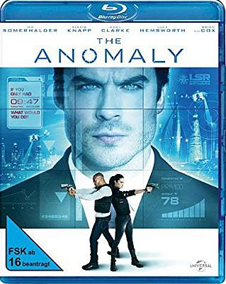 Einfach und sicher online bestellen: Anomaly - Jede Minute zählt in Österreich kaufen.
