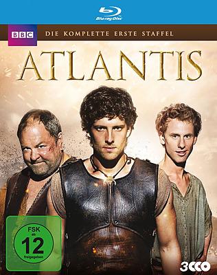 Einfach und sicher online bestellen: Atlantis - Staffel 1 in Österreich kaufen.