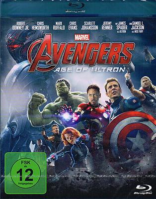 Einfach und sicher online bestellen: Avengers: Age of Ultron in Österreich kaufen.