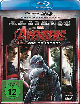 Einfach und sicher online bestellen: Avengers: Age of Ultron 3D in Österreich kaufen.