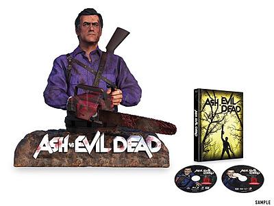 Einfach und sicher online bestellen: Ash vs Evil Dead Special Edition in Österreich kaufen.