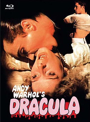 Einfach und sicher online bestellen: Andy Warhols Dracula Limited 333 Mediabook Cover B in Österreich kaufen.