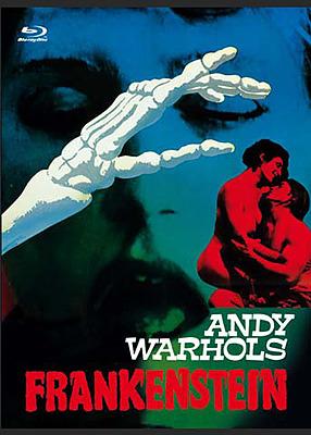 Einfach und sicher online bestellen: Andy Warhols Frankenstein Limited 333 Mediabook A in Österreich kaufen.