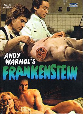 Einfach und sicher online bestellen: Andy Warhols Frankenstein Limited 333 Mediabook B in Österreich kaufen.