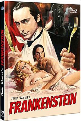 Einfach und sicher online bestellen: Andy Warhols Frankenstein Limited 333 Mediabook C in Österreich kaufen.