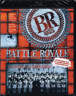 Einfach und sicher online bestellen: Battle Royale 1 Extended Cut in Österreich kaufen.