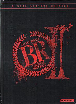 Einfach und sicher online bestellen: Battle Royale 2 Limited Edition Mediabook Cover A in Österreich kaufen.