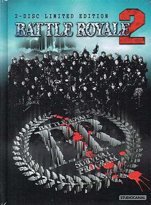 Einfach und sicher online bestellen: Battle Royale 2 Limited Edition Mediabook Cover B in Österreich kaufen.
