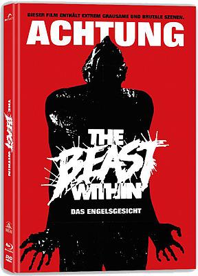 Einfach und sicher online bestellen: The Beast Within Limited Edition Mediabook Cover A in Österreich kaufen.