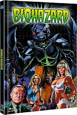 Einfach und sicher online bestellen: Biohazard Limited 666 Edition Mediabook in Österreich kaufen.