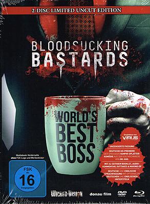 Einfach und sicher online bestellen: Bloodsucking Bastards Limited 222 Mediabook A in Österreich kaufen.