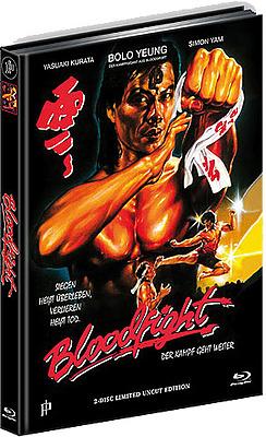 Einfach und sicher online bestellen: Bloodfight Limited 250 Edition Mediabook in Österreich kaufen.