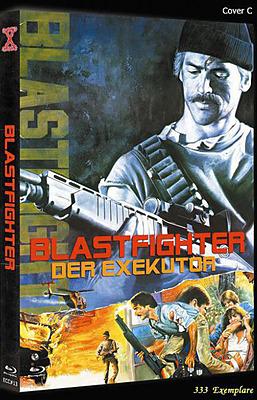 Einfach und sicher online bestellen: Blastfighter - Der Exekutor Mediabook Cover C in Österreich kaufen.