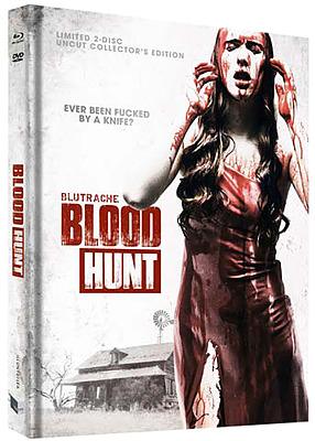 Einfach und sicher online bestellen: Blood Hunt Limited 444 Mediabook Cover A in Österreich kaufen.