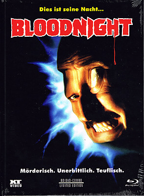 Einfach und sicher online bestellen: Bloodnight - Intruder Limited Mediabook Cover A in Österreich kaufen.