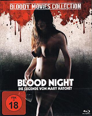 Einfach und sicher online bestellen: Blood Night - Die Legende von Mary Hatchet in Österreich kaufen.