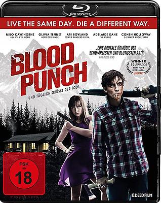 Einfach und sicher online bestellen: Blood Punch - Und täglich grüßt der Tod in Österreich kaufen.