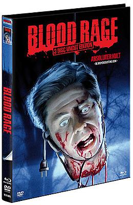 Einfach und sicher online bestellen: Blood Rage Limited 1000 Edition Mediabook Cover B in Österreich kaufen.