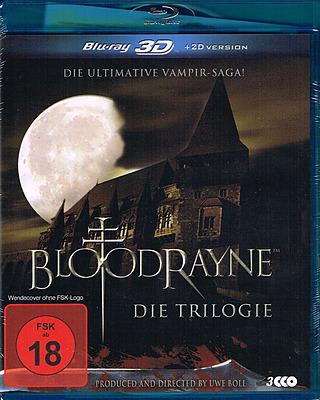 Einfach und sicher online bestellen: Bloodrayne - Die Trilogie 3D in Österreich kaufen.
