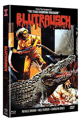 Einfach und sicher online bestellen: Blutrausch Limited 666 Mediabook Cover A in Österreich kaufen.