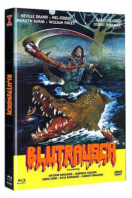 Einfach und sicher online bestellen: Blutrausch Limited 333 Mediabook Cover B in Österreich kaufen.