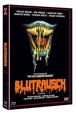 Einfach und sicher online bestellen: Blutrausch Limited 222 Mediabook Cover D in Österreich kaufen.
