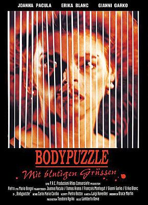 Einfach und sicher online bestellen: Body Puzzle Mediabook Limited 1000 Edition Cover A in Österreich kaufen.