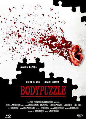 Einfach und sicher online bestellen: Body Puzzle Mediabook Limited 1000 Edition Cover B in Österreich kaufen.