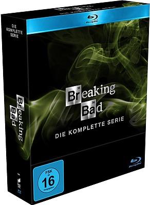 Einfach und sicher online bestellen: Breaking Bad - Die komplette Serie in Österreich kaufen.