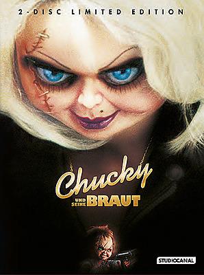 Einfach und sicher online bestellen: Chucky und seine Braut Mediabook (DVD + Blu-ray) in Österreich kaufen.