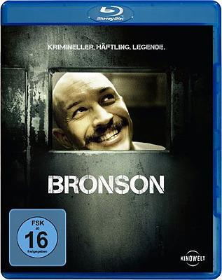 Einfach und sicher online bestellen: Bronson - Krimineller. Häftling. Legende. in Österreich kaufen.