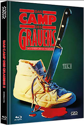 Einfach und sicher online bestellen: Camp des Grauens 2 Limited 444 Mediabook Cover A in Österreich kaufen.