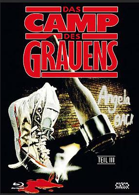 Einfach und sicher online bestellen: Camp des Grauens 3 Limited 666 Mediabook Cover A in Österreich kaufen.
