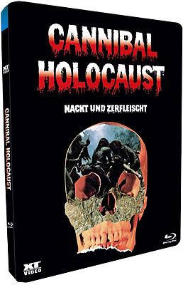 Einfach und sicher online bestellen: Cannibal Holocaust Metalpak in Österreich kaufen.
