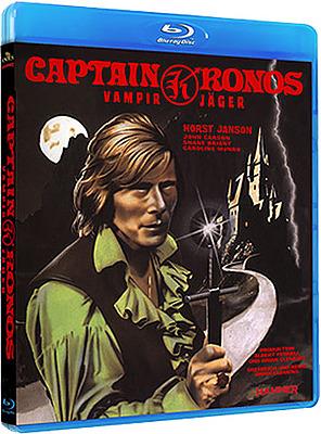 Einfach und sicher online bestellen: Captain Kronos - Vampirjäger in Österreich kaufen.