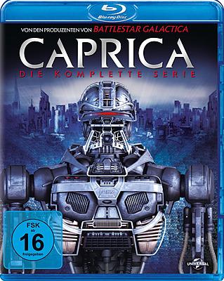 Einfach und sicher online bestellen: Caprica - Die komplette Serie in Österreich kaufen.