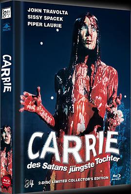 Einfach und sicher online bestellen: Carrie - Des Satans jüngste Tochter Mediabook B in Österreich kaufen.