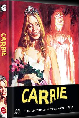 Einfach und sicher online bestellen: Carrie - Des Satans jüngste Tochter Mediabook C in Österreich kaufen.