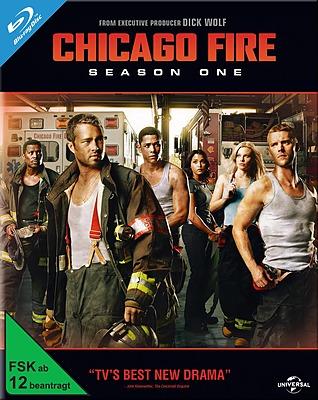 Einfach und sicher online bestellen: Chicago Fire - Staffel 1 in Österreich kaufen.