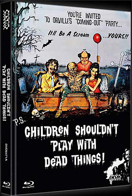 Einfach und sicher online bestellen: Children Shouldn't Play With Dead Things Cover A in Österreich kaufen.