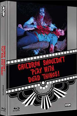 Einfach und sicher online bestellen: Children Shouldn't Play With Dead Things Cover D in Österreich kaufen.