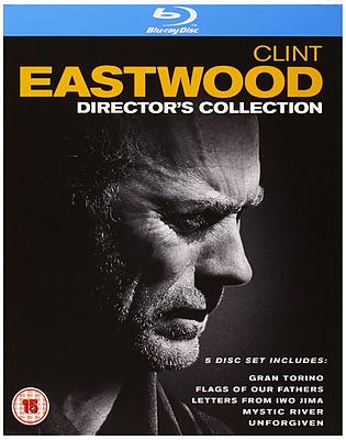 Einfach und sicher online bestellen: Clint Eastwood: The Director's Collection (Engl.) in Österreich kaufen.