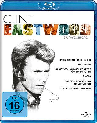 Einfach und sicher online bestellen: Clint Eastwood Collection in Österreich kaufen.