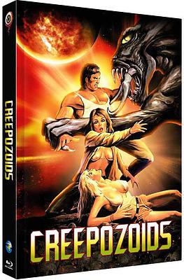 Einfach und sicher online bestellen: Creepozoids 2 Limited 222 Mediabook Cover A in Österreich kaufen.