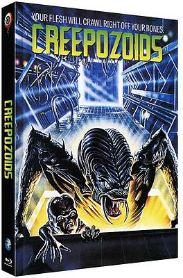 Einfach und sicher online bestellen: Creepozoids 2 Limited 222 Mediabook Cover B in Österreich kaufen.