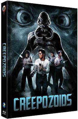 Einfach und sicher online bestellen: Creepozoids 2 Limited 222 Mediabook Cover C in Österreich kaufen.