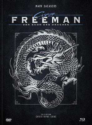 Einfach und sicher online bestellen: Crying Freeman - Der Sohn des Drachen Mediabook A in Österreich kaufen.