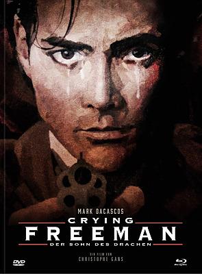 Einfach und sicher online bestellen: Crying Freeman - Der Sohn des Drachen Mediabook B in Österreich kaufen.