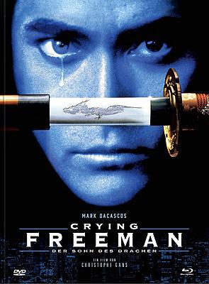 Einfach und sicher online bestellen: Crying Freeman - Der Sohn des Drachen Mediabook D in Österreich kaufen.